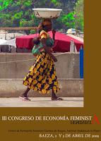III Congreso de Economía Feminista